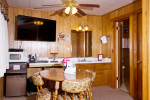 Housekeeping cabins in Redcrest, CA
